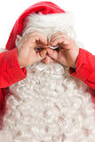 Funny Santa Claus Royalty Free Stock Image