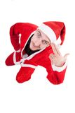 Funny santa claus Royalty Free Stock Photo