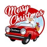 Funny Santa Claus Stock Image