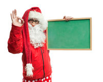 Funny Santa Claus Royalty Free Stock Images