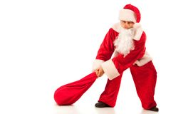 Funny Santa Clause Stock Image