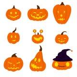 Pumpkin for Halloween royalty free illustration