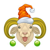 Funny sheep Royalty Free Stock Photos