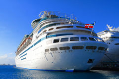 Funny ship Royalty Free Stock Image
