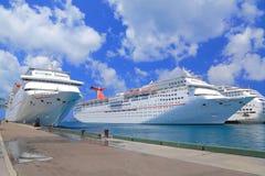 Funny ship Royalty Free Stock Photo