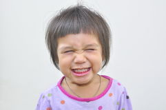Funny smile cute kid Royalty Free Stock Photo