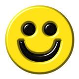 Funny Smiley Stock Photo