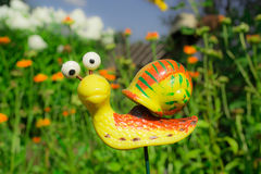 Funny snail Stock Photos