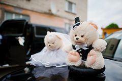 Funny soft toys Royalty Free Stock Photography