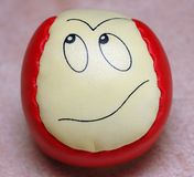 Funny stree ball Stock Photography