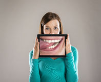 Funny portraits Royalty Free Stock Photography