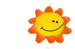 Funny Sun Royalty Free Stock Photography