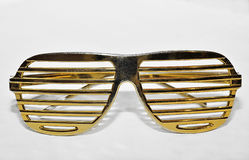 Funny sunglasses Stock Photos