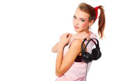 Funny teenager Royalty Free Stock Images