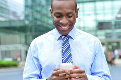 This is funny text message ! Stock Photos