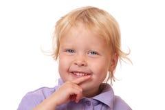 Funny toddler Stock Photos
