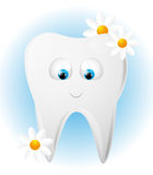 Funny tooth Stock Photography