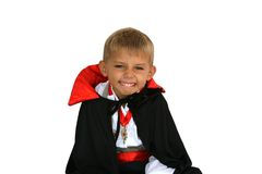 Funny vampire Stock Image
