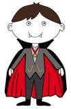 Funny vampire Royalty Free Stock Photography