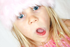 Free Funny Winter Face Stock Photography - 446562