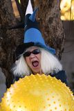 Funny Witch Stock Images