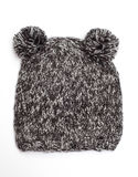 Funny woolen cap Royalty Free Stock Image