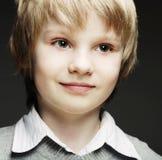 Funny young boy Stock Photos