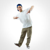 Funny young man Royalty Free Stock Photography