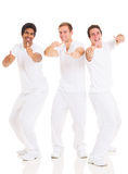 Funny young men Royalty Free Stock Photo