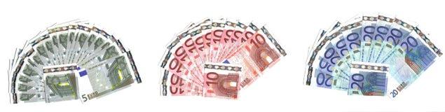 Funs van geld Stock Afbeelding