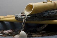funtain zen στοκ εικόνες