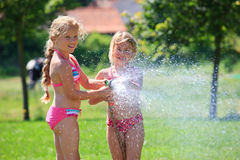 Funtime d'été Photographie stock libre de droits