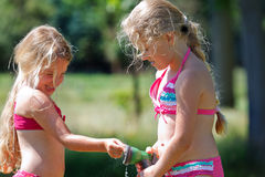 Funtime del verano Fotografía de archivo libre de regalías