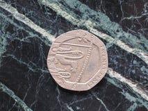 Funtowa moneta Zdjęcia Stock