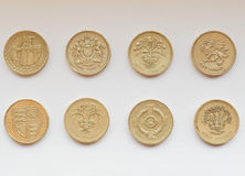 Funtowa moneta Obrazy Stock