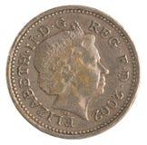 Funtowa moneta Zdjęcie Stock