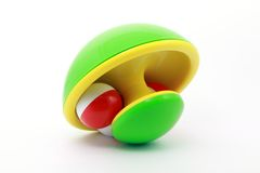 Funy rattle Stock Image