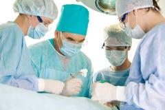 Funzionamento chirurgico immagine stock libera da diritti