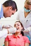 Funzionamento dentale Fotografia Stock