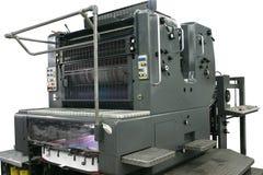 Funzionamento di derivazione della macchina Fotografie Stock
