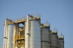 Funzione della centrale elettrica Immagine Stock