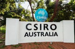 Funzione della CSIRO in Clayton, Victoria Immagini Stock Libere da Diritti