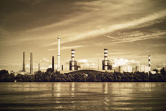 Funzione industriale Fotografie Stock