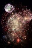 Fuochi d'artificio 06 immagini stock
