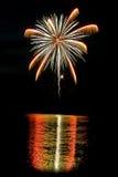 Fuochi d'artificio 1 Fotografia Stock Libera da Diritti