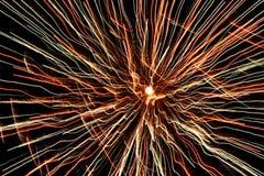 Fuochi d'artificio 15 Immagini Stock Libere da Diritti