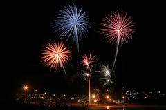 Fuochi d'artificio #3 Fotografie Stock Libere da Diritti