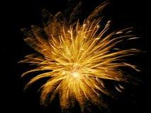 Fuochi d'artificio 31 Fotografie Stock