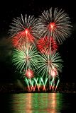 Fuochi d'artificio 7 Immagini Stock