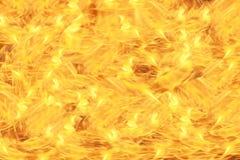 Fuoco bruciante Fotografie Stock